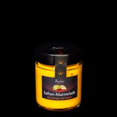 marmelade orange ingwer safran
